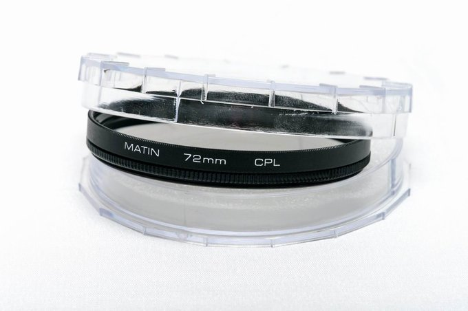 Polarizing filters test 2015 - Matin CPL