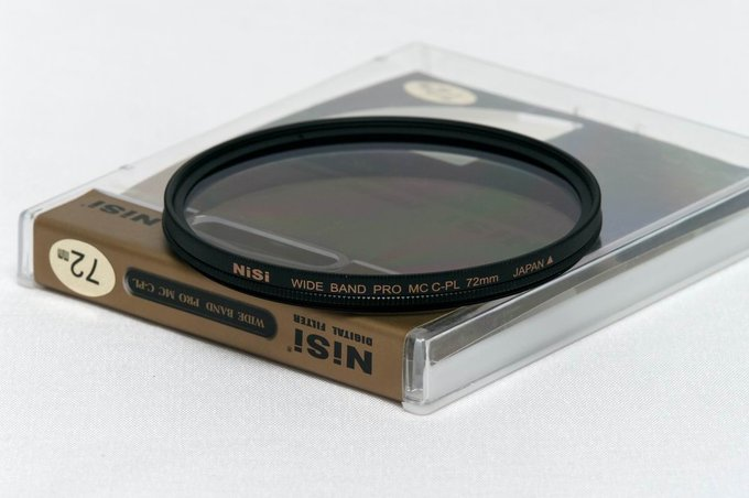 Polarizing filters test 2015 - NiSi Wide Band PRO MC C-PL