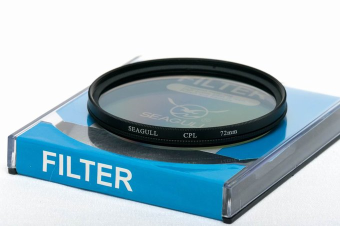 Polarizing filters test 2015 - Seagull CPL
