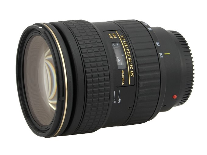 Tokina AT-X PRO FX SD 24-70 mm f/2.8 (IF) - Build quality