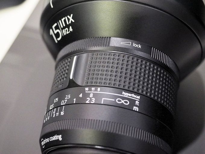 Irix 15 mm f/2.4 in our hands