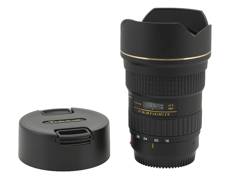 Tokina AT-X PRO FX SD 16-28 mm f/2.8 (IF) review - Build quality ...