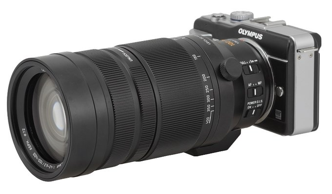 Panasonic Leica DG Vario-Elmar 100-400 mm f/4.0-6.3 ASPH. POWER O.I.S. - Introduction