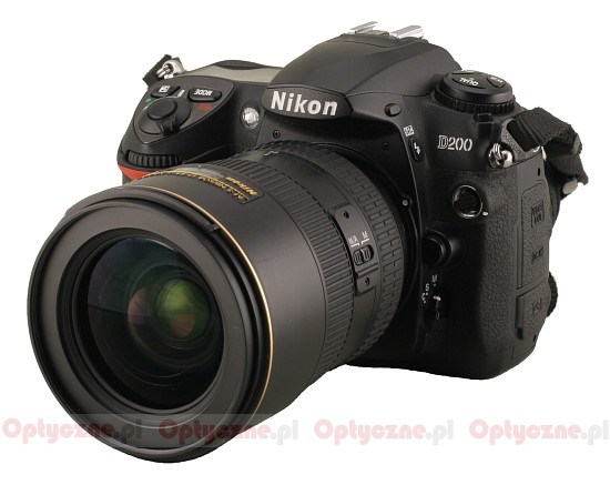 Nikon Nikkor AF-S DX 17-55 mm f/2.8G IF-ED - Introduction