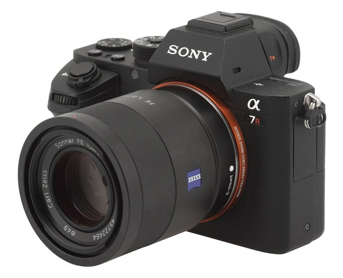 Sony Carl Zeiss Sonnar T* FE 55 mm f/1.8 ZA - Introduction
