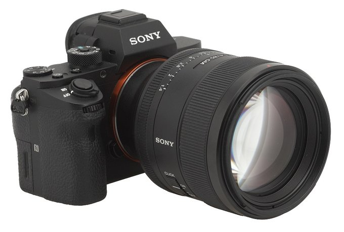 Sony FE 85 mm f/1.4 GM - Introduction