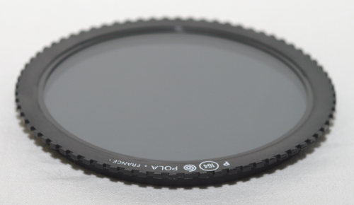 Polarizing filters test - supplement - Cokin CPL P164