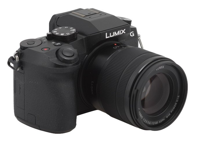 Panasonic Lumix G 12-60 mm f/3.5-5.6 ASPH. POWER O.I.S. - Introduction