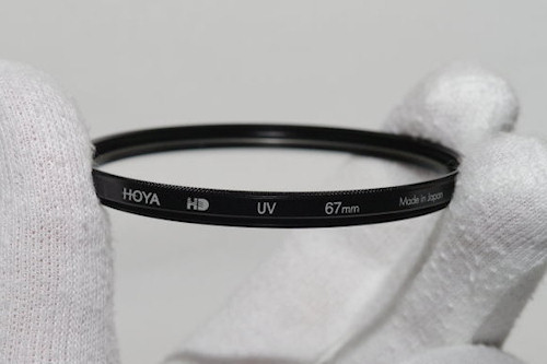 Hoya HD UV 67 mm de alta definición Filtro digital UV 67mm Made in Japan