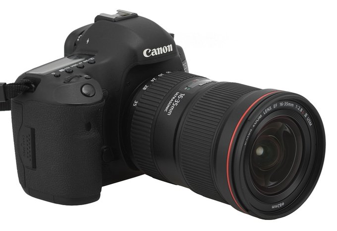 Canon EF 16-35 mm f/2.8L III USM - Introduction
