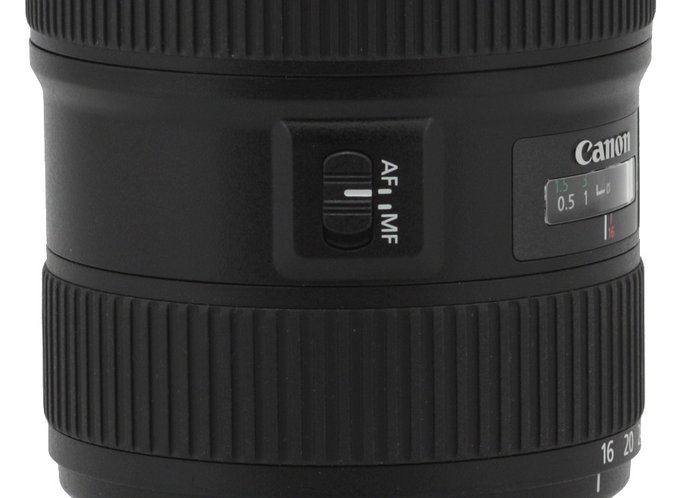 Canon EF 16-35 mm f/2.8L III USM - Build quality