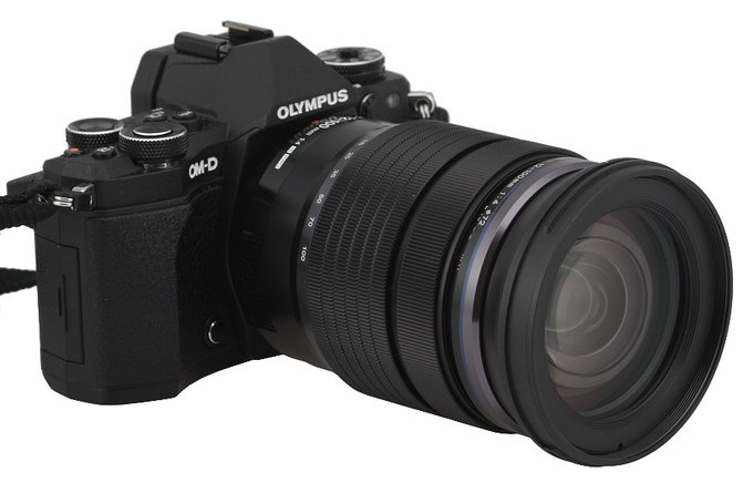Olympus M.Zuiko ED 12-100 mm f/4 IS PRO - Introduction