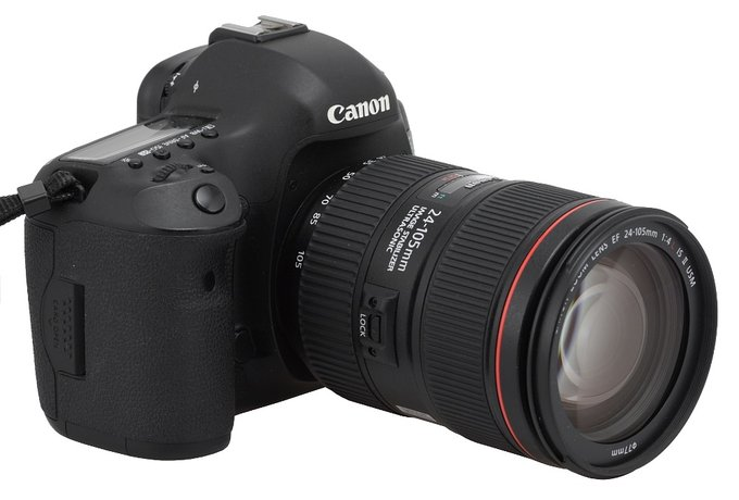 Canon EF 24-105 mm f/4L IS II USM  - Introduction