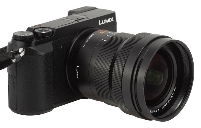 Panasonic Leica DG Vario-Elmarit 8-18 mm f/2.8-4 ASPH. - Introduction