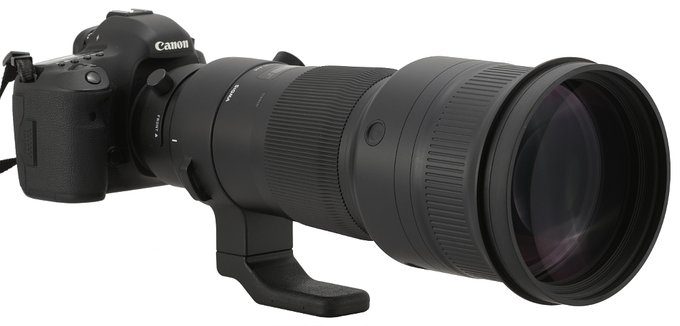 Sigma S 500 mm f/4 DG OS HSM - Introduction