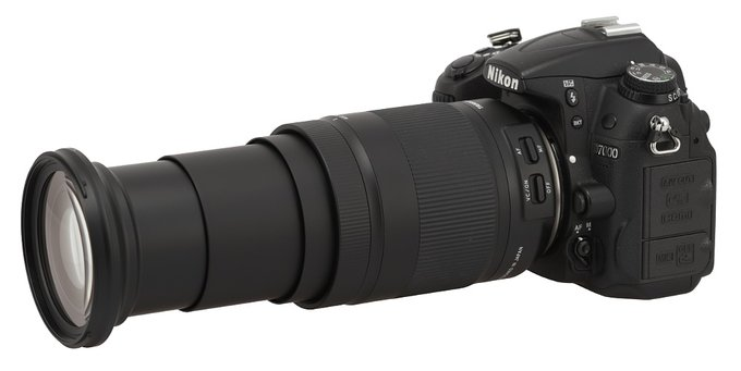 Tamron 18-400 mm f/3.5-6.3 Di II VC HLD - Introduction