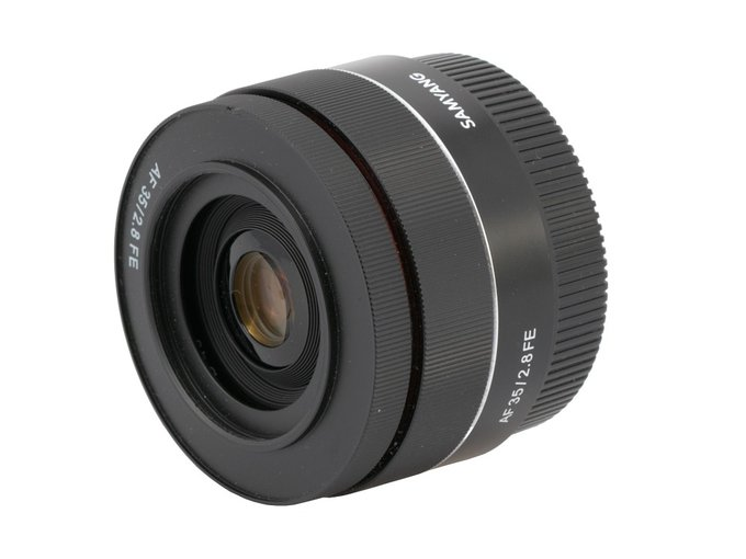 Samyang AF 35 mm f/2.8 FE - Build quality