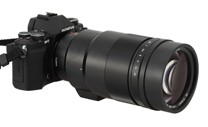 Panasonic Leica DG Elmarit 200 mm f/2.8 POWER O.I.S. - Introduction