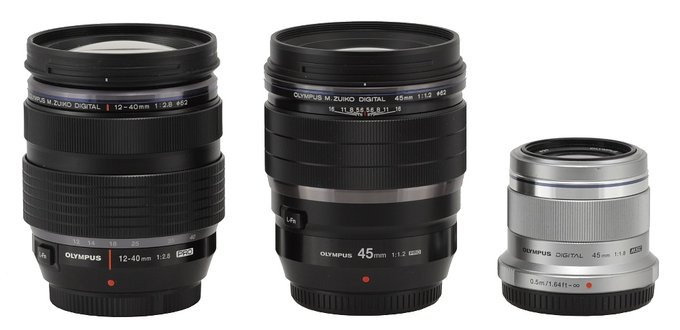 Olympus M.Zuiko Digital ED 45 mm f/1.2 PRO - Build quality