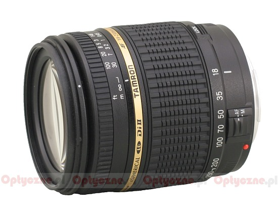 Tamron AF 18-250 mm f/3.5-6.3 Di II LD Aspherical (IF) - Introduction