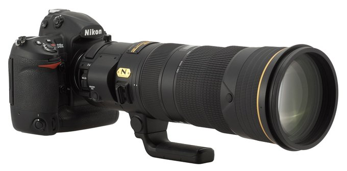 Nikon Nikkor AF-S 180-400 mm f/4E TC1.4 FL ED VR - Introduction
