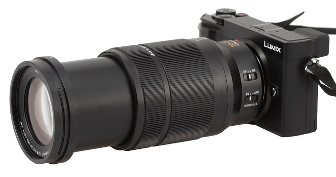 Panasonic Leica DG Vario-Elmarit 50-200 mm f/2.8-4 ASPH. - Introduction