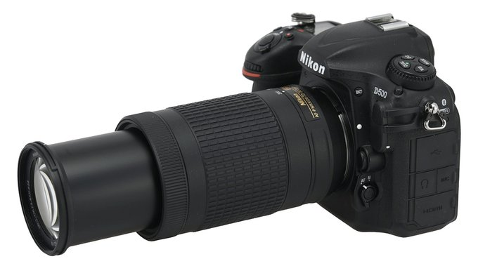 Nikon Nikkor AF-P DX 70-300 mm f/4.5-6.3G ED VR - Introduction