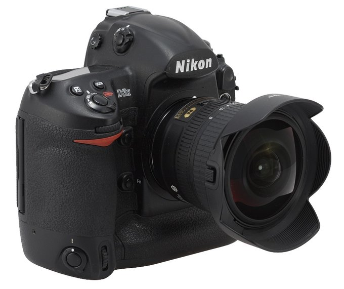 Nikon Nikkor AF-S Fisheye 8-15 mm f/3.5-4.5E ED - Introduction