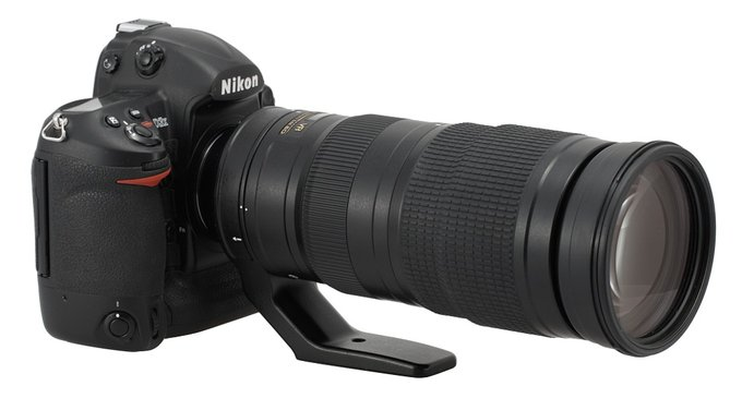 Nikon Nikkor AF-S 200–500 mm f/5.6E ED VR - Introduction