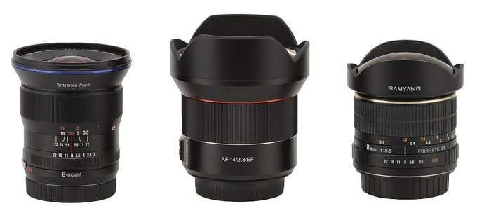 Samyang AF 14 mm f/2.8 EF - Build quality