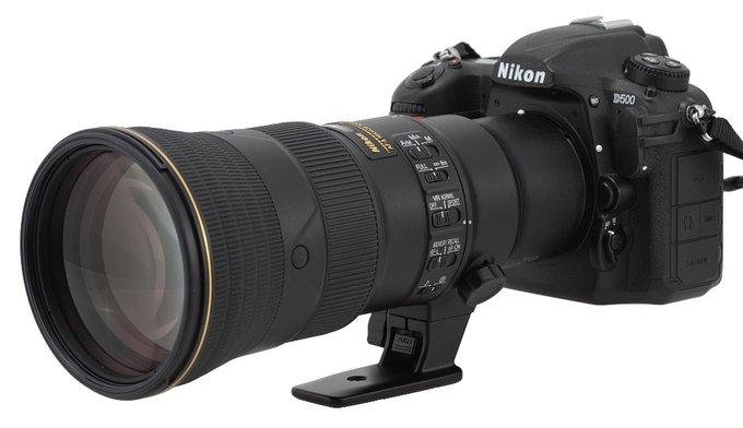 Nikon Nikkor AF-S 500 mm f/5.6E PF ED VR - Introduction