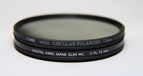 Polarizing filters test - supplement - Introduction