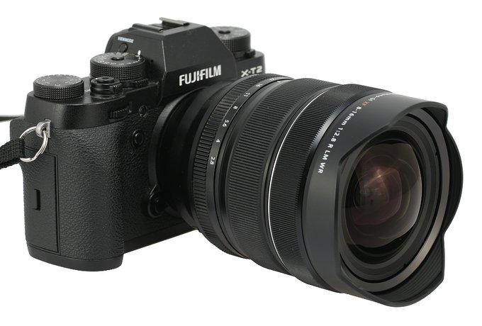 Fujifilm Fujinon XF 8-16 mm f/2.8 R LM WR - Introduction