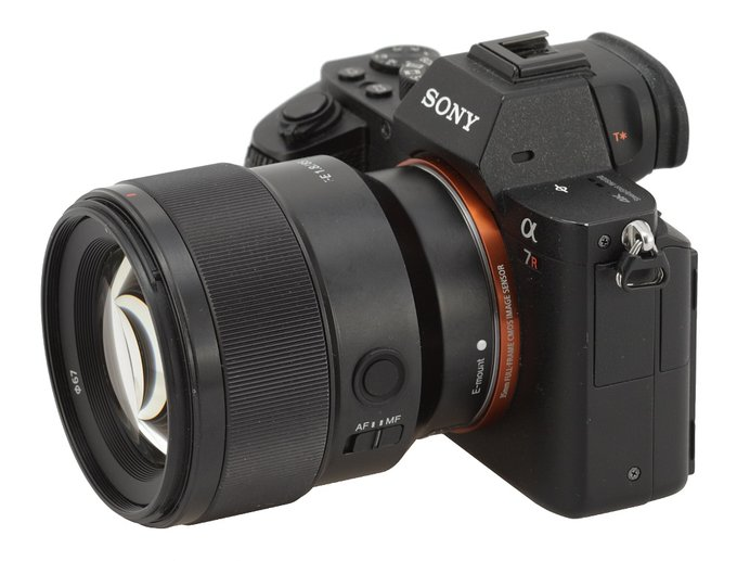Sony FE 85 mm f/1.8 - Introduction