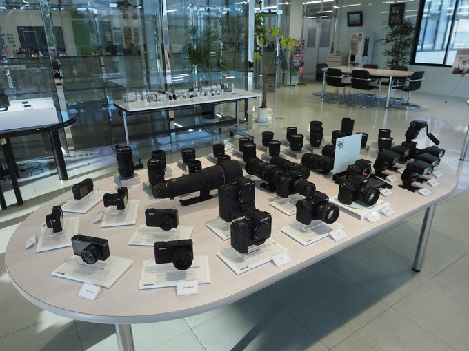 A trip to Sigma lens factory in Aizu - Summary