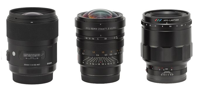 Viltrox PFU RBMH 20 mm f/1.8 ASPH - Build quality