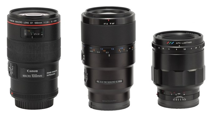 Sony FE 90 mm f/2.8 Macro G OSS - Build quality and image stabilization