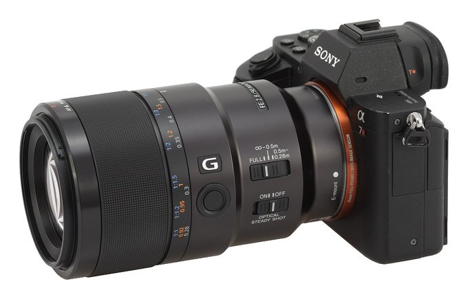 Sony FE 90 mm f/2.8 Macro G OSS - Introduction