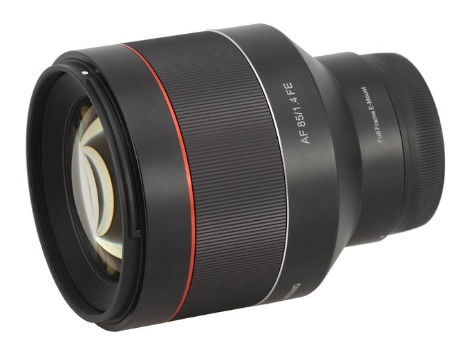 Samyang AF 85 mm f/1.4 FE/RF - Build quality