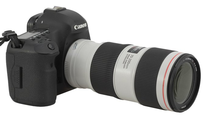 Canon EF 70-200 mm f/4L IS II USM - Introduction