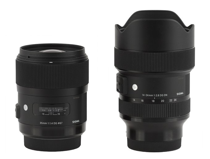 Sigma A 14-24 mm f/2.8 DG DN - Build quality
