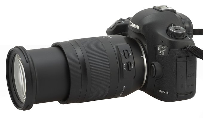 Tamron 35-150 mm f/2.8-4 Di VC OSD - Introduction