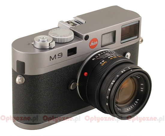 Leica Summicron-M 50 mm f/2.0 - Introduction