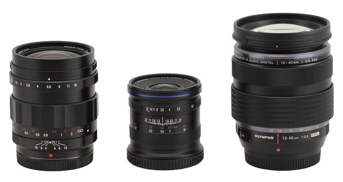 Venus Optics LAOWA 17 mm f/1.8 MFT II - Build quality