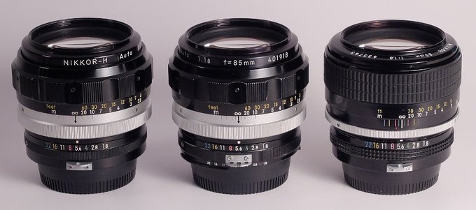 Nikon Nikkor Z 85 mm f/1.8 S - Introduction