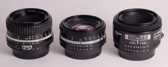 Nikon Nikkor Z 50 mm f/1.8 S - Introduction