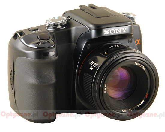A history of Sony Alpha - Minolta AF 50 mm f/1.7 versus Sony DT 50 mm f/1.8 SAM - Introduction