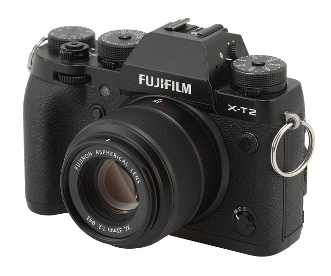 Fujifilm Fujinon XC 35 mm f/2 - Introduction