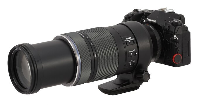 Olympus M.Zuiko Digital ED 100-400 mm f/5.0-6.3 IS  – first impressions - Introduction