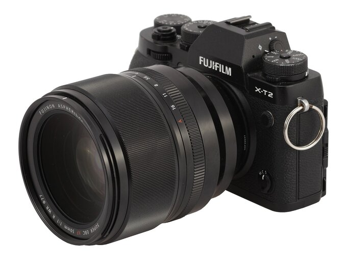 Fujifilm Fujinon XF 50 mm f/1.0 R WR - Introduction